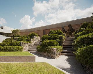 Hotel Casa de la Flora Garten