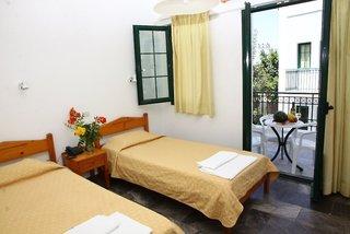 Hotel Camari Garden Hotel Apartments Wohnbeispiel