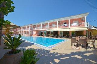 Hotel Angelina Pool