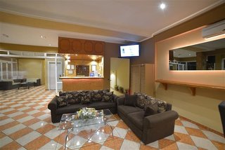 Hotel Angelina Lounge/Empfang