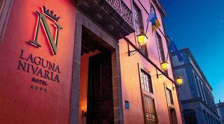 Hotel Laguna Nivaria Außenaufnahme