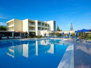 Hotel Eleftheria Aghia Marina Außenaufnahme