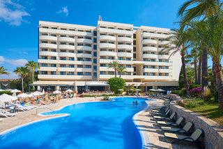 Hotel Hipotels Marfil Playa Außenaufnahme