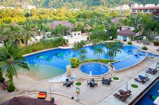 Hotel Alpina Phuket Nalina Resort & Spa Pool