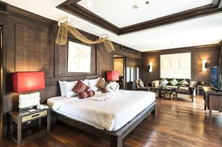 Hotel Alpina Phuket Nalina Resort & Spa Wohnbeispiel