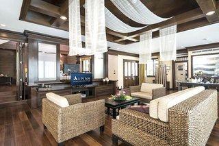 Hotel Alpina Phuket Nalina Resort & Spa Lounge/Empfang