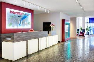 Hotel IntercityHotel Kiel Lounge/Empfang