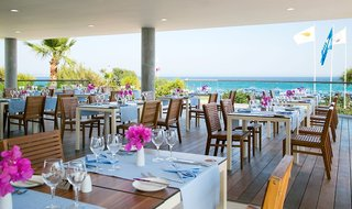 Hotel Asterias Beach Restaurant