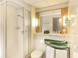 Hotel ibis Mariahilf Wien Badezimmer