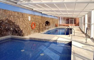 Hotel Fenix Torremolinos - Erwachsenenhotel Hallenbad
