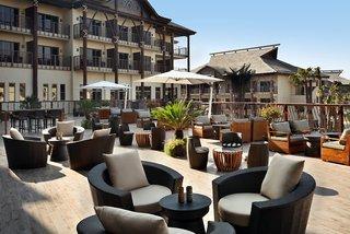 Hotel Lapita - Dubai Parks & Resorts - Autograph Collection Terasse