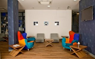 Hotel Hotel In Biograd Lounge/Empfang