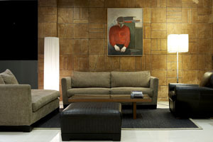 Hotel Angela Suites & Lobby Lounge/Empfang