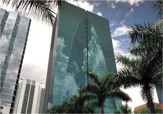 Hotel Conrad Miami Außenaufnahme