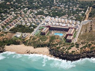 Hotel Ilunion Calas de Conil Luftaufnahme