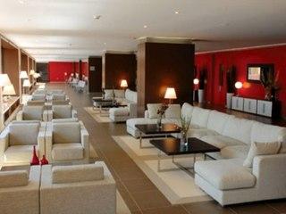 Hotel Ilunion Calas de Conil Lounge/Empfang