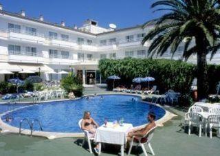 Hotel Mar Brava Außenaufnahme