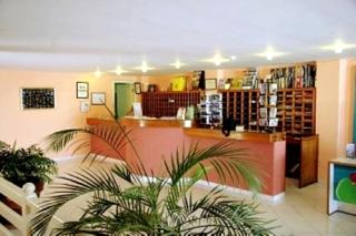 Hotel Bitacora Lanzarote Club Lounge/Empfang