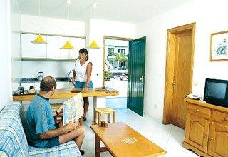 Hotel Bitacora Lanzarote Club Wohnbeispiel