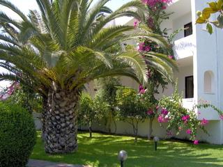 Hotel Tina Flora Garten