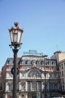 Hotel Avenida Palace Außenaufnahme