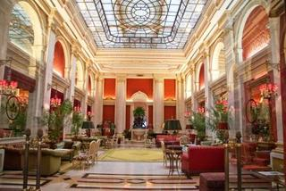 Hotel Avenida Palace Lounge/Empfang