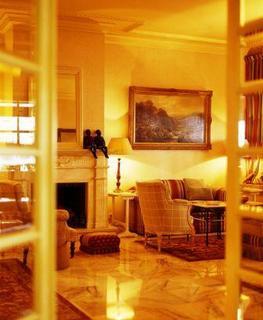 Hotel Lisboa Plaza Lounge/Empfang