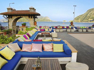 Hotel Marti Hotel Resort Terasse
