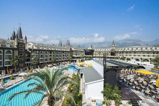 Hotel Amara Prestige Elite Außenaufnahme