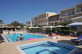 Hotel Cretan Garden Kinder