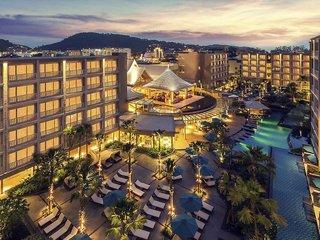 Hotel Grand Mercure Phuket Patong Außenaufnahme