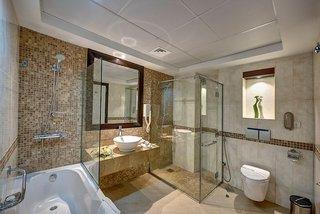 Hotel Grandeur Badezimmer