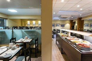 Hotel Athens Cypria Frühstücksraum
