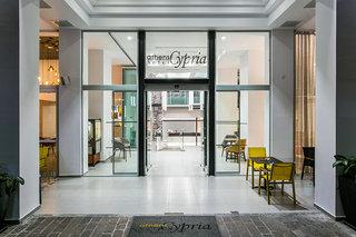 Hotel Athens Cypria Außenaufnahme