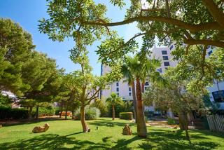 Hotel Hipotels Marfil Playa Garten