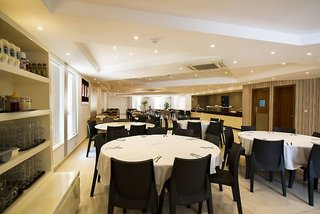 Hotel Blubay Appartements by ST Hotels Restaurant