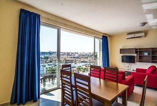 Hotel Blubay Appartements by ST Hotels Wohnbeispiel
