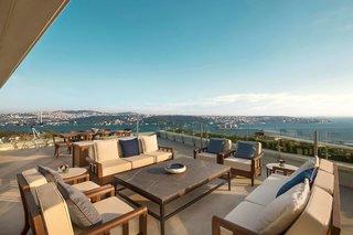 Hotel Conrad Istanbul Bosphorus Terasse