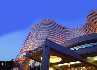 Hotel Conrad Istanbul Bosphorus Außenaufnahme