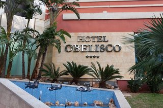 Hotel Obelisco Außenaufnahme
