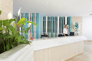 Hotel Aparthotel HSM Calas Park Lounge/Empfang