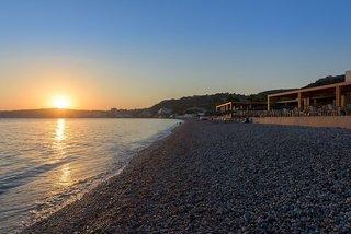 Hotel Avra Beach Resort Hotel & Bungalows Strand