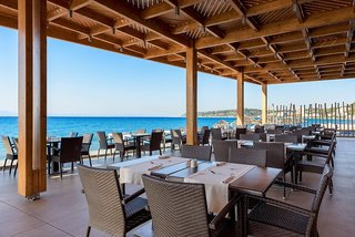 Hotel Avra Beach Resort Hotel & Bungalows Restaurant