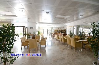 Hotel Tropical Sol Lounge/Empfang
