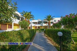 Hotel Tropical Sol Garten