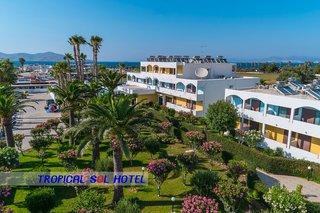 Hotel Tropical Sol Außenaufnahme