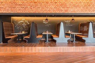 Hotel Comfort Hotel Frankfurt Airport West Restaurant