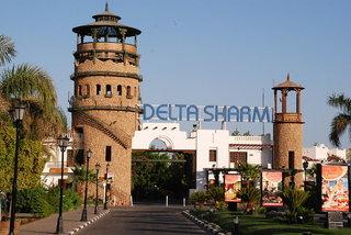 Hotel Delta Sharm Resort Außenaufnahme