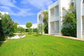 Hotel Checkin Djerba Bakour Beach Garten