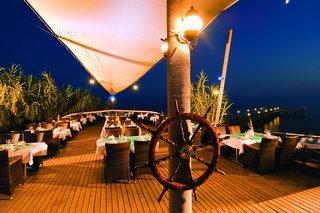Hotel Long Beach Resort & Spa Restaurant